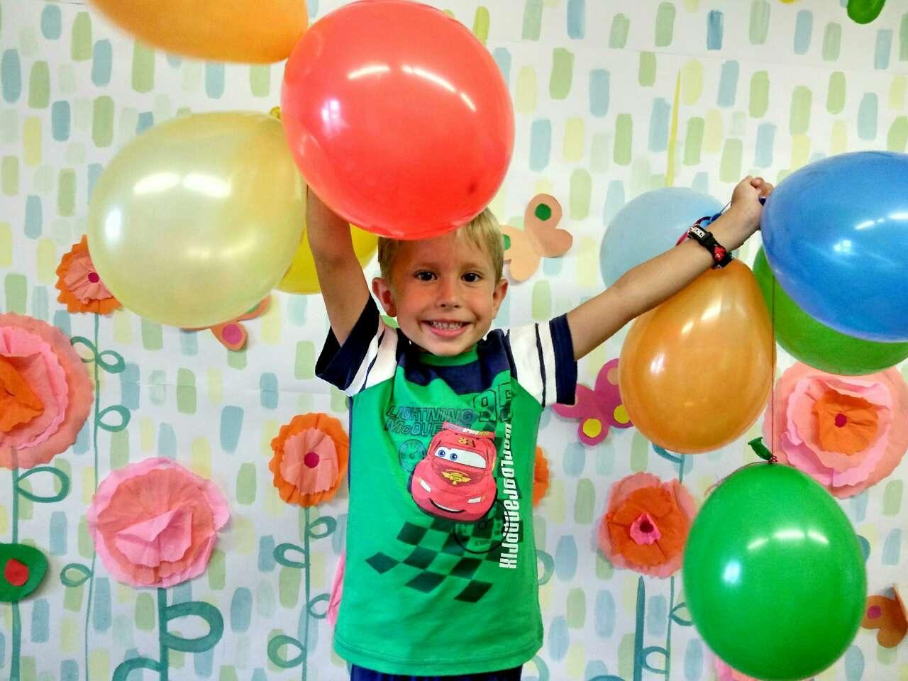 Детские творческие дни рождения