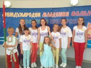 Победы солистов вокальной студии «Лемари» в солнечной Болгарии