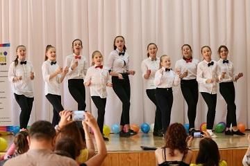 Отчетный концерт вокально — театральной студии «Лемари» ( май 2017 г.)