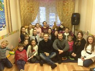 Встреча солистов вокальной студии «Лемари» с «Радиоволной»