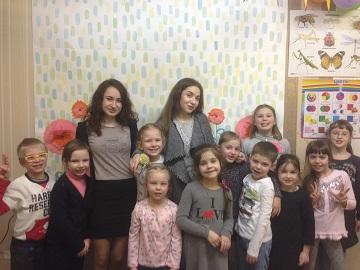 «В кругу друзей вокальной студии «Лемари» певица, финалистка  «Евровидения- 2017» Александра Ткач.